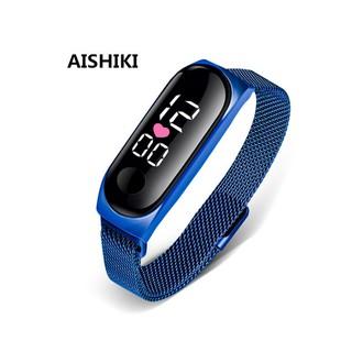 Đồng hồ thời trang nam nữ Sport điện tử MS 02