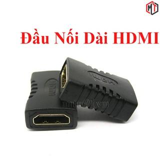 Đầu Nối Dài HDMI - 2 Đầu cái