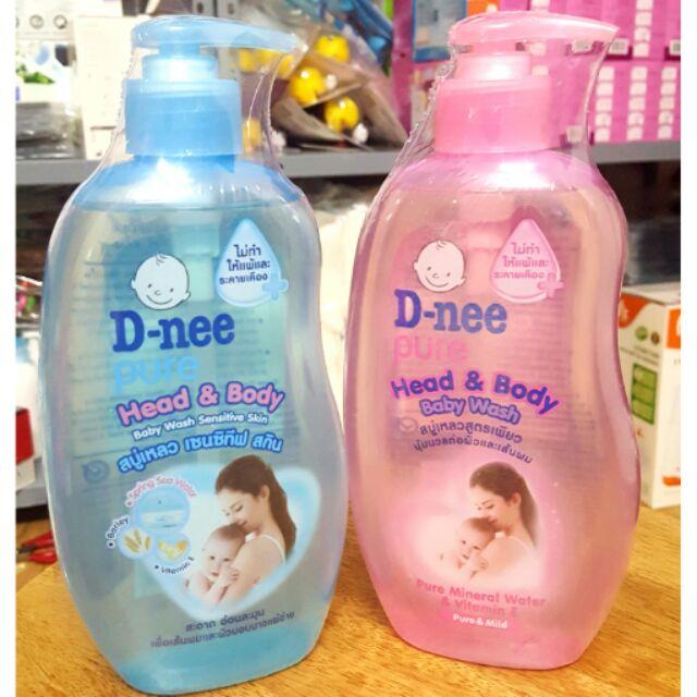 Sữa tắm cho bé Dnee Thái