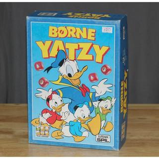 99% Đồ chơi trí tuệ Bộ game Borne YATZY