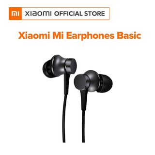 Tai nghe Xiaomi Mi Earphone Basic (Global Version) | Hàng chính hãng | Bảo hành 6 tháng