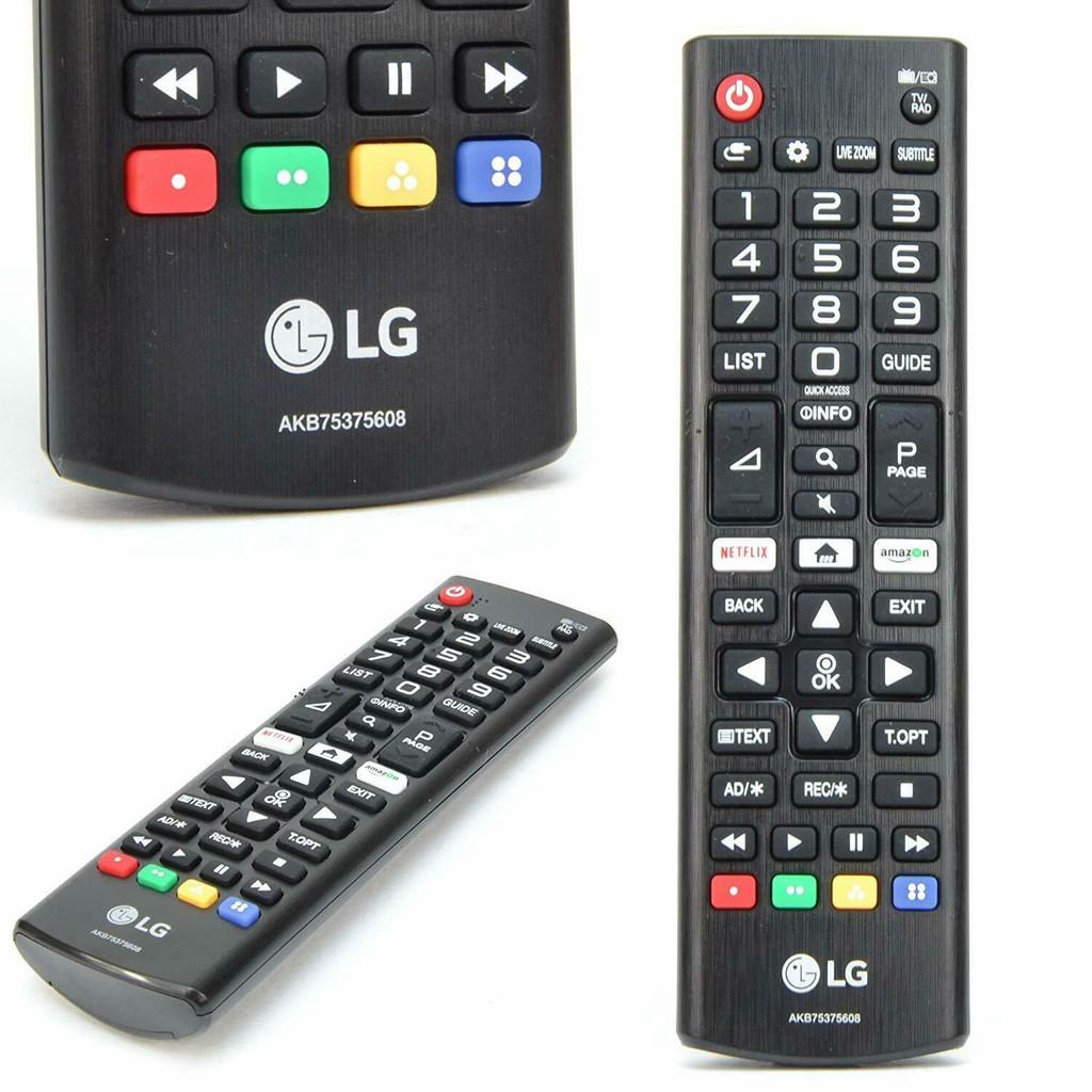 Điều khiển TV LG Smart Internet mạng (NETFLIX và amazon)
