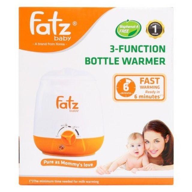 Máy hâm nóng sữa và thức ăn 3 chức năng Fatzbaby FB3003SL Hàn Quốc - 2520383 , 792064724 , 322_792064724 , 290000 , May-ham-nong-sua-va-thuc-an-3-chuc-nang-Fatzbaby-FB3003SL-Han-Quoc-322_792064724 , shopee.vn , Máy hâm nóng sữa và thức ăn 3 chức năng Fatzbaby FB3003SL Hàn Quốc