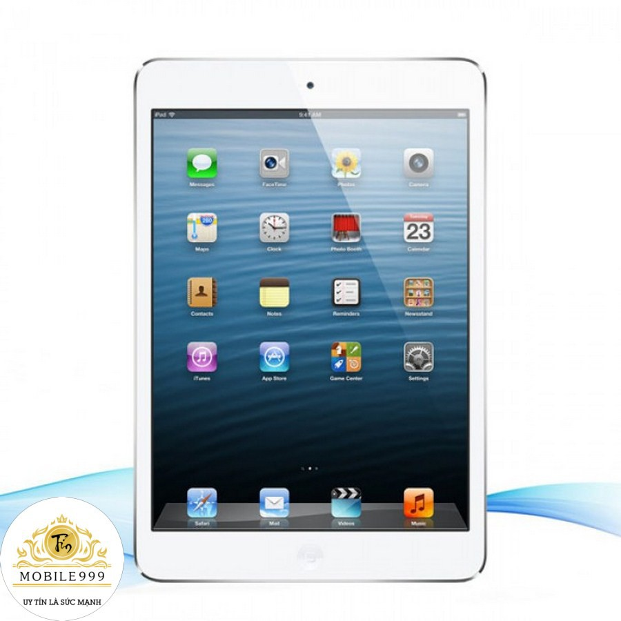 [Mã ELMT1M5 hoàn 6% đơn 1.5TR] iPad Mini 1 - 16G/ 32GB (Wifi + 4G) Zin Đẹp 99% - Tặng Bao Da