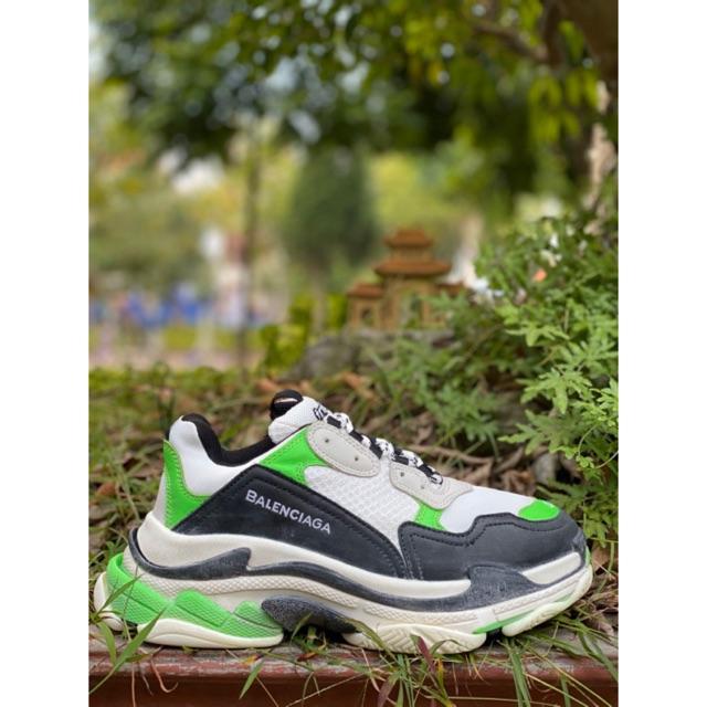 [CÓ VIDEO+FULL BOX]Giày Sneaker Màu xanh lá _ Full Box