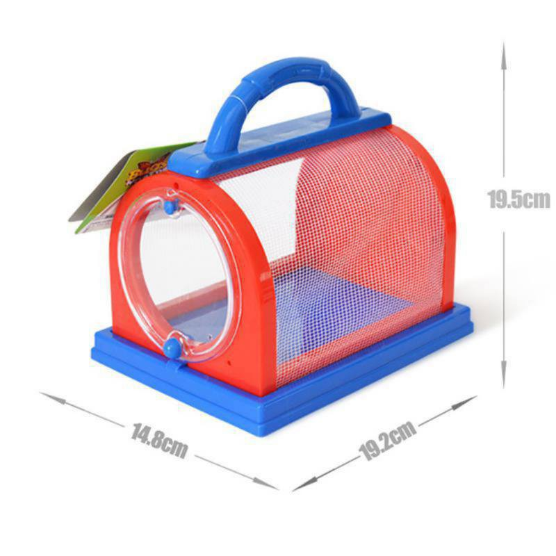 ✨Puppyandkitty✨ Children Backyard Insect Cage Critter Cases Science Education Toys