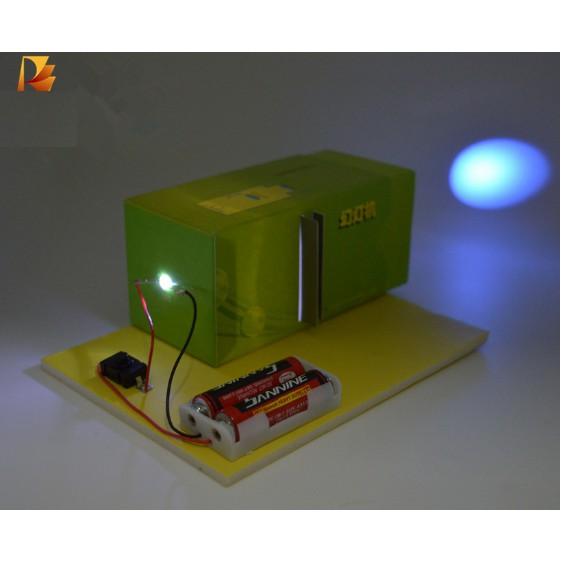 Đồ chơi thông minh, sáng tạo Đồ chơi khoa học STEAM  - chế tạo máy chiếu
