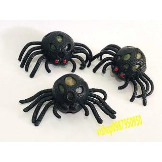 đồ chơi gudetama bóp trút giận con nhện có hạt nở mã YHX74 Smua rẻ mua