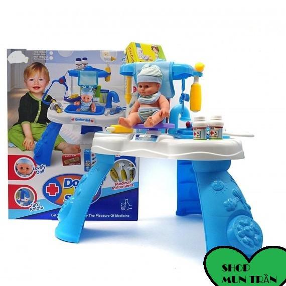 Bàn đồ chơi làm bác sĩ cho bé ENFA