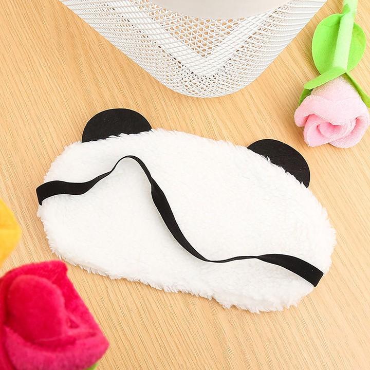 Chiếu ngủ văn phòng LOẠI LỚN dành cho 2 người + tặng 2 tấm che mắt gấu panda