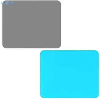 Tấm lót chuột máy tính bằng vải siêu mỏng chống trượt nhiều màu sắc 5