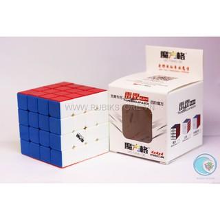 [FREESHIP] Đồ chơi Rubik 4×4 QiYi Thunderclap 4×4 (62*62mm) stickerless không viền – Rubik Ocean [SHOP YÊU THÍCH]