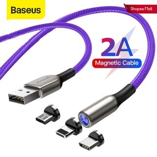 Hình ảnh Cáp Sạc USB Baseus Từ Tính cho iPhone OPPO Realme-5