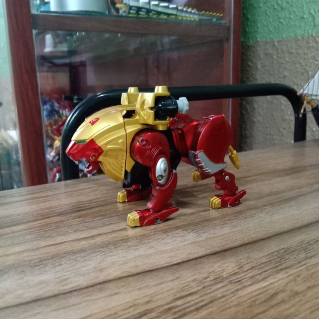 Gao sư tử ( Mô hình siêu nhân gao)