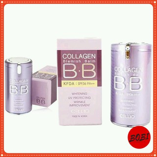 Kem nền BB cellio collagen thumbnail