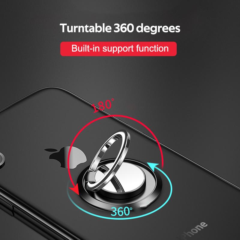 TBTIC Giá Đỡ Nhẫn Đeo Tay Cho Điện Thoại iPhone 12 Mini 12 Pro Max