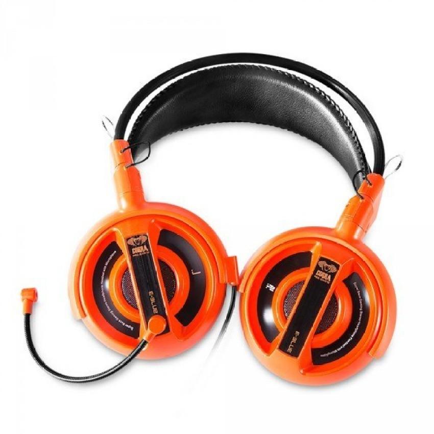 Tai nghe chụp tai kèm mic E-Blue EHS013OG (Cam) - 10054416 , 590913760 , 322_590913760 , 299000 , Tai-nghe-chup-tai-kem-mic-E-Blue-EHS013OG-Cam-322_590913760 , shopee.vn , Tai nghe chụp tai kèm mic E-Blue EHS013OG (Cam)