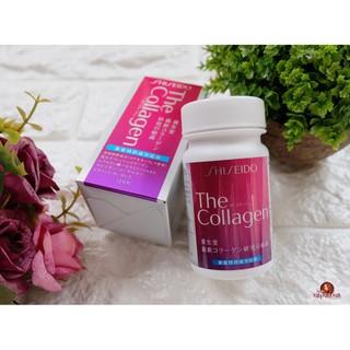 Viên Uống The Colagen Shiseido EX 126 Viên thumbnail