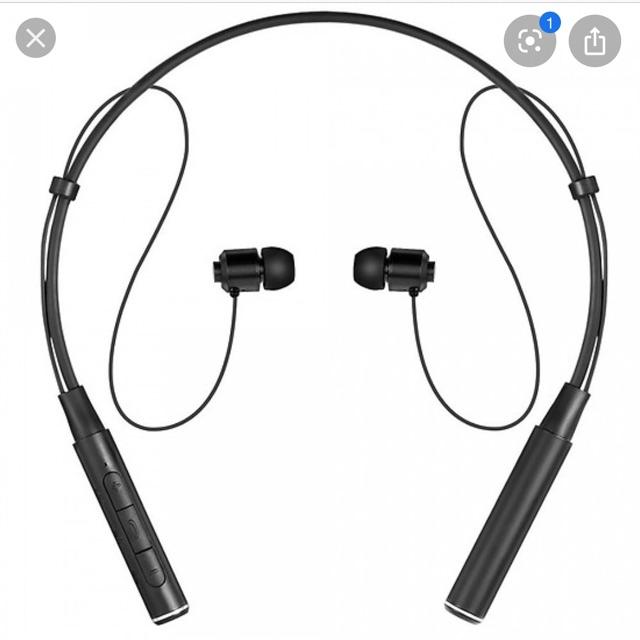 Tai nghe Bluetooth ROMAN Z6000 không dây - Bảo hành 6 tháng ( Bạc )