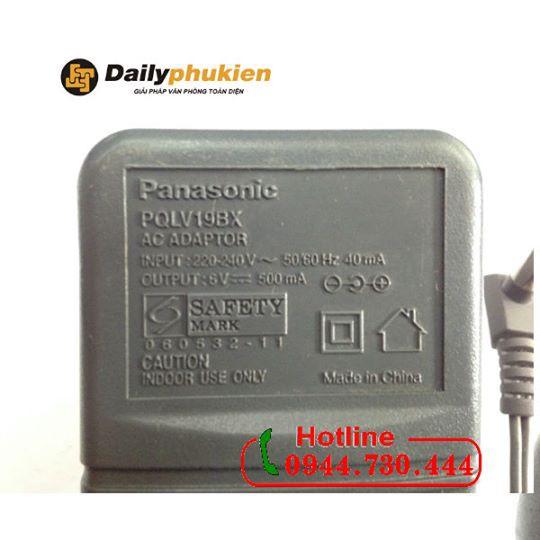 Sạc nguồn điện thoại không dây Panasonic PQLV19BX 6V 500mA - 2942559 , 891789578 , 322_891789578 , 149000 , Sac-nguon-dien-thoai-khong-day-Panasonic-PQLV19BX-6V-500mA-322_891789578 , shopee.vn , Sạc nguồn điện thoại không dây Panasonic PQLV19BX 6V 500mA