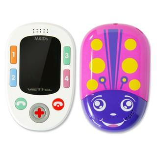 Combo: Điện thoại trẻ em Mkids + Thẻ nhớ Toshiba 8Gb