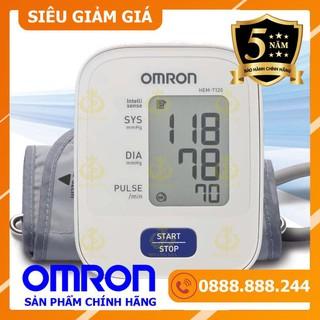 (Chính hãng) Máy đo huyết áp Omron HEM-7120