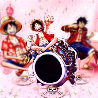 Mô Hình 2D Anime Luffy OnePiece