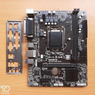 [Mã ELCLDEC giảm 7% đơn 500K] Main Giga H110 DDR4 socket 1151 - Bo mạch chủ Gigabyte GA-H110M-DS2 thumbnail