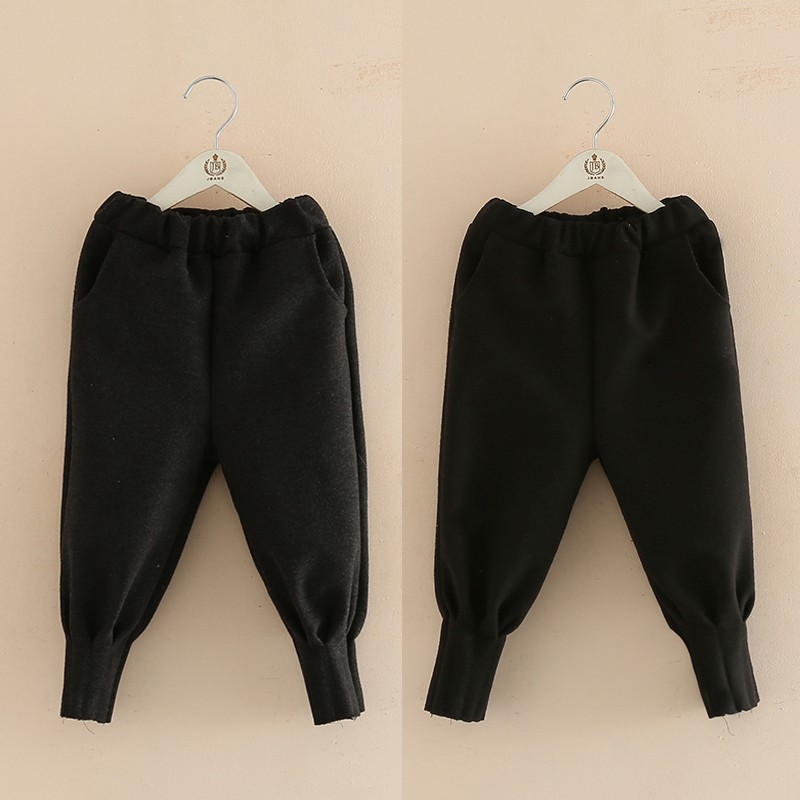 Baby's Little Foot Casual Pants New Girl's Wear in Spring 20