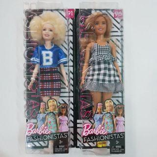 Búp bê barbie fashionista 2018