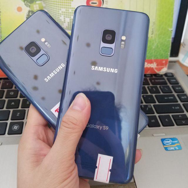 Điện thoại samsung galaxy S9 1Sim