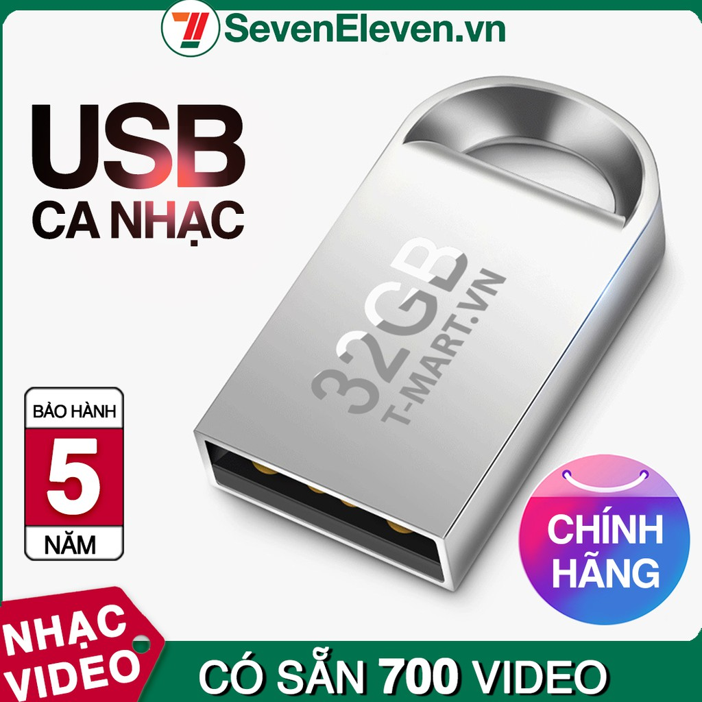 USB video ca nhạc siêu nhỏ