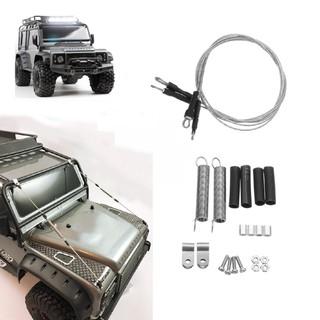 Bộ phụ kiện cho xe địa hình đồ chơi traxxas trx-4 D110 Axial Cherokee