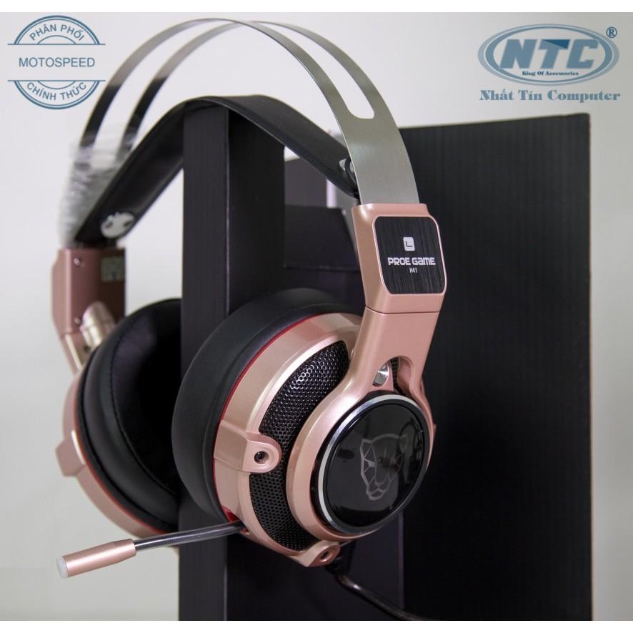 Tai nghe chuyên Game cao cấp Motospeed H41 có mic và rung