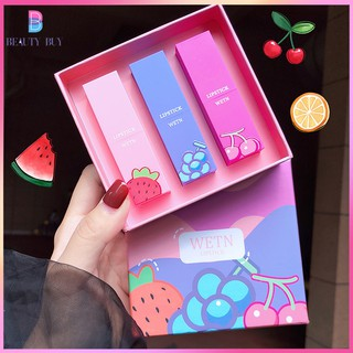 🎉Discount Direct Sales🎉 INS HOT Matte Lipstick Set Lipgloss Lip Gloss Matte Tint Gloss Make Up Set Lip Makeup Moisturizing Moisturizer High Face Value Lipstick Schoolgirl Do Not Lose Color Daily Use Waterproof 6122