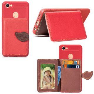Ốp lưng kèm khe đựng thẻ cho iphone