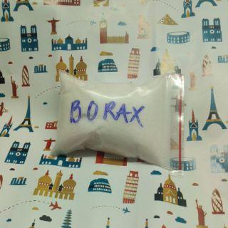 Nguyên liệu làm slime – BORAX