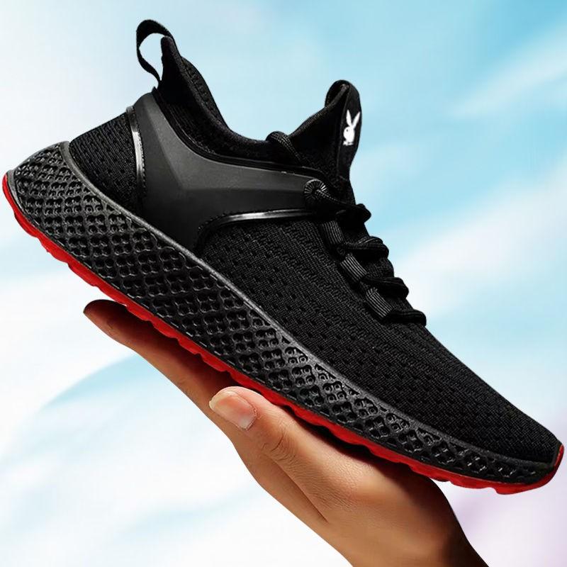 Giày Thể Thao Sneaker Nam Hai Màu Trắng Đen 048
