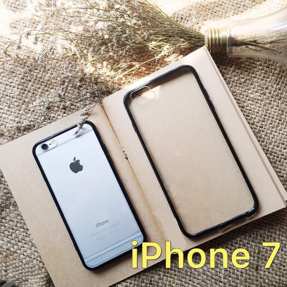 Ốp lưng trong suốt viền màu cho iPhone 7 / iPhone 8 - 2785335 , 834559492 , 322_834559492 , 29000 , Op-lung-trong-suot-vien-mau-cho-iPhone-7--iPhone-8-322_834559492 , shopee.vn , Ốp lưng trong suốt viền màu cho iPhone 7 / iPhone 8
