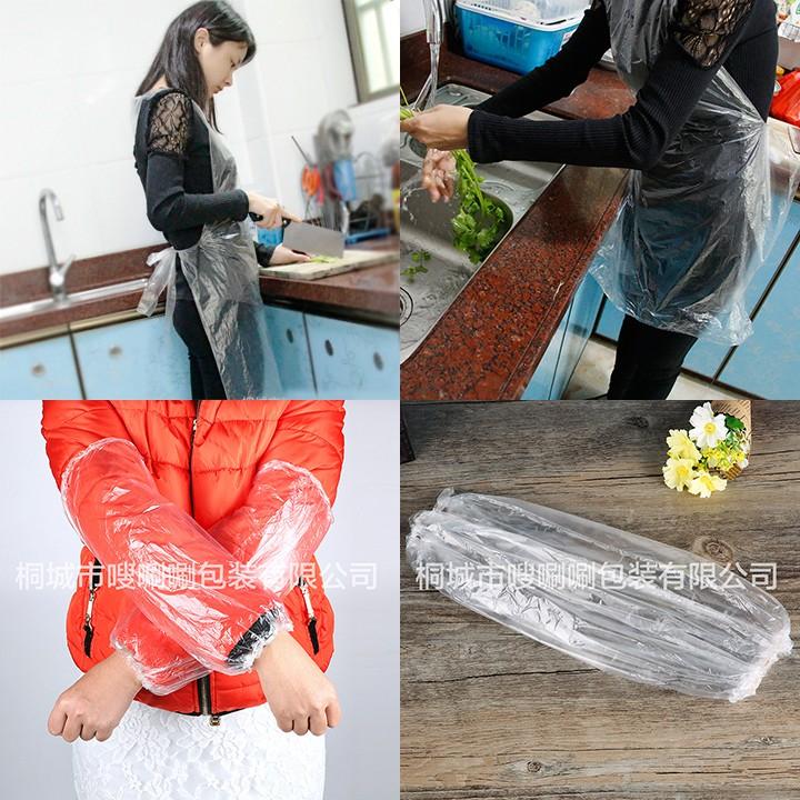 Combo 5 Tạp dề và bọc tay áo rửa bát, nấu ăn, giặt đồ dùng 1 lần - 22219848 , 2068234204 , 322_2068234204 , 30000 , Combo-5-Tap-de-va-boc-tay-ao-rua-bat-nau-an-giat-do-dung-1-lan-322_2068234204 , shopee.vn , Combo 5 Tạp dề và bọc tay áo rửa bát, nấu ăn, giặt đồ dùng 1 lần