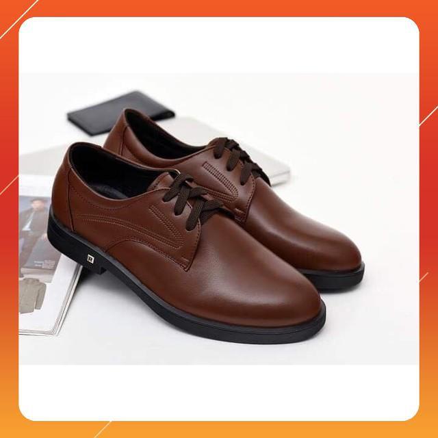 [KAS] Giày da nam Nâu cao cấp cho phái mạnh Lc173 - 13903414 , 1964154138 , 322_1964154138 , 769500 , KAS-Giay-da-nam-Nau-cao-cap-cho-phai-manh-Lc173-322_1964154138 , shopee.vn , [KAS] Giày da nam Nâu cao cấp cho phái mạnh Lc173
