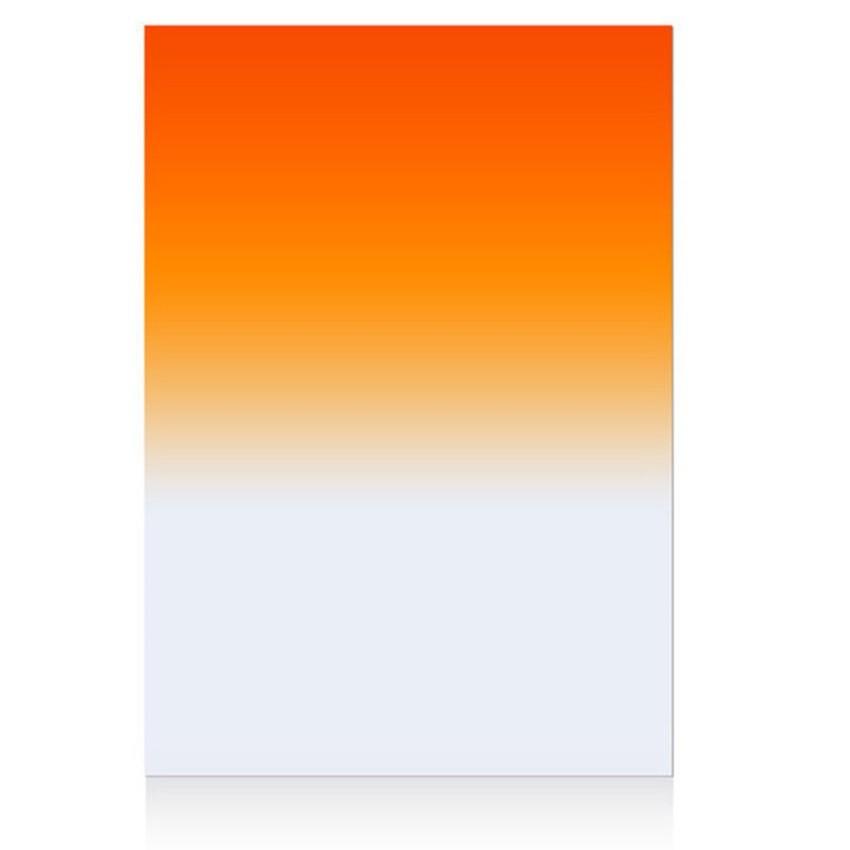 Kính lọc hiệu ứng màu Viltrox Groud soft Orange 100x150
