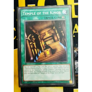 [Thẻ Yugioh] Temple of the Kings