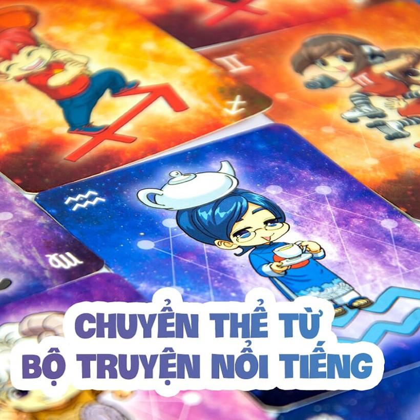 [Nhập TOYBGVN giảm 15%]Lớp Học Mật Ngữ BoardgameVN - Tặng ngay 01 móc khóa Ki-chan cung hoàng đạo siêu kute...
