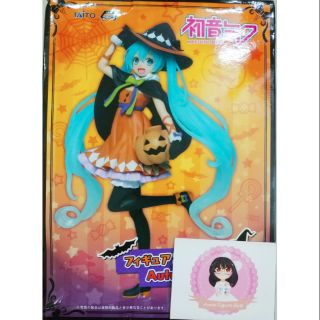 Mô hình Gameprize Miku Halloween