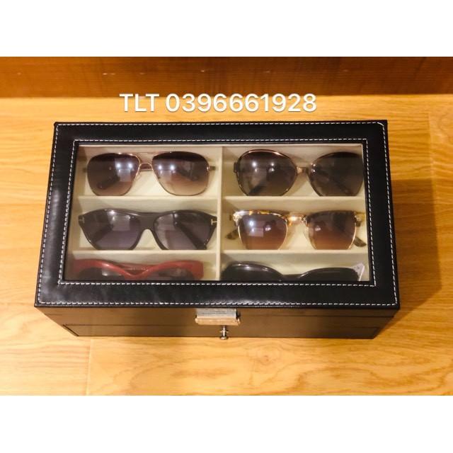 hộp đựng 12 kính mắt (2 tầng)