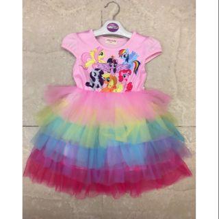 💖🎂  Xả hàng Váy pony còn hồng size 100, xanh size 110