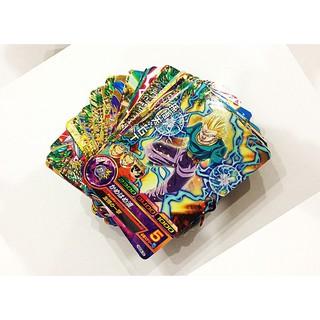 1 Bộ Thẻ bài GoKu 300k Thẻ bài dragon ball Giá rẻ 7 Viên Ngọc Rồng mã LZ5779