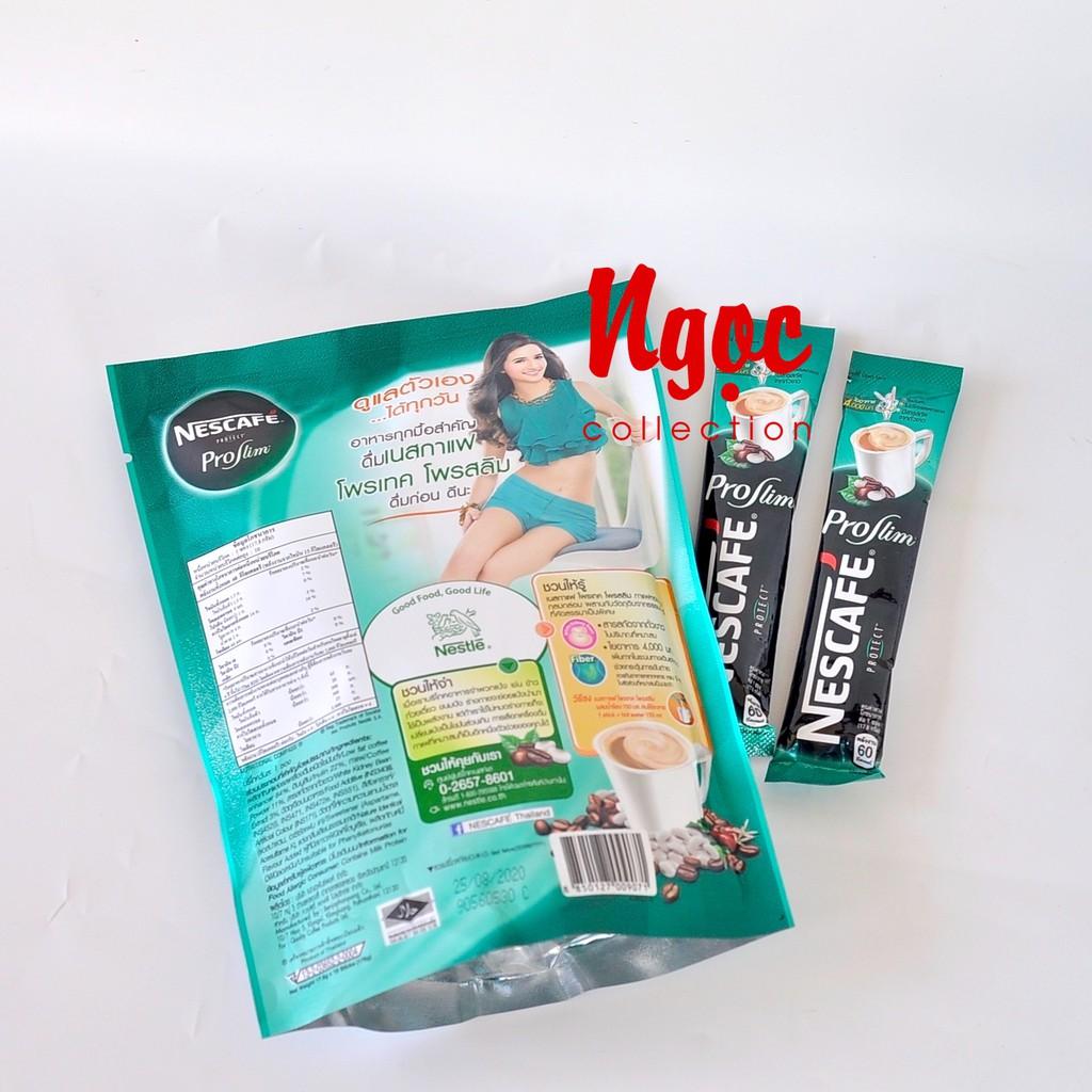 Cà phê Nestle Pro Slim cho người giảm cân (túi 10 gói) - 23040310 , 4002235027 , 322_4002235027 , 135000 , Ca-phe-Nestle-Pro-Slim-cho-nguoi-giam-can-tui-10-goi-322_4002235027 , shopee.vn , Cà phê Nestle Pro Slim cho người giảm cân (túi 10 gói)