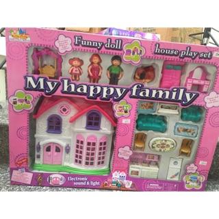 Bộ đồ chơi nội thất (hàng thanh lý)